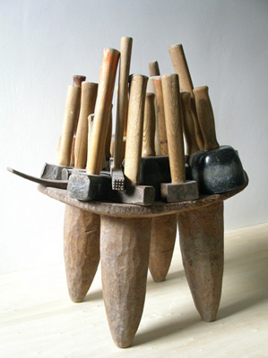 sculptor in stone: tools of the trade